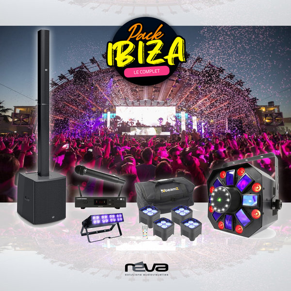 "PACK IBIZA - ""Le complet"""