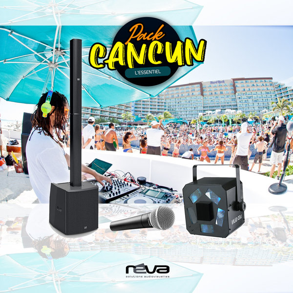 "PACK CANCUN - ""L'essentiel"""